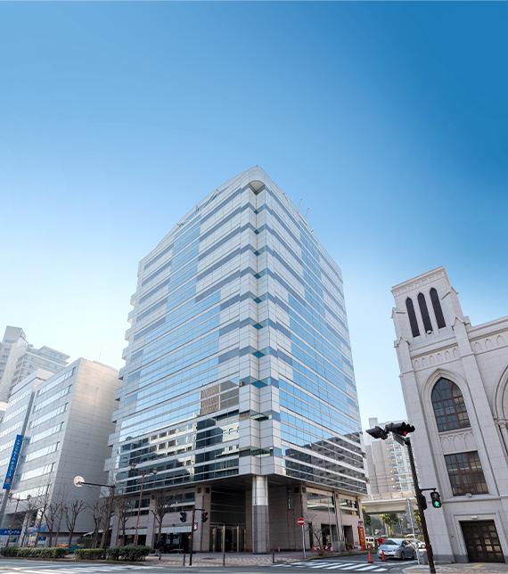 神奈川中小企業センタービル外観