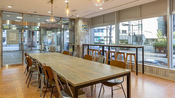 1階 KIPビジネスカフェ