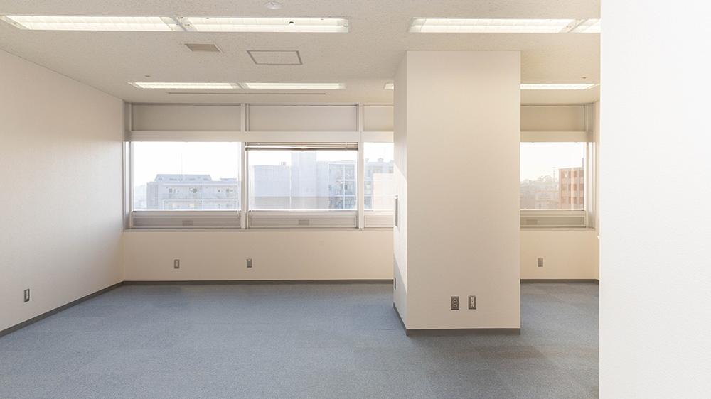 神奈川中小企業センタービル賃貸オフィス 2